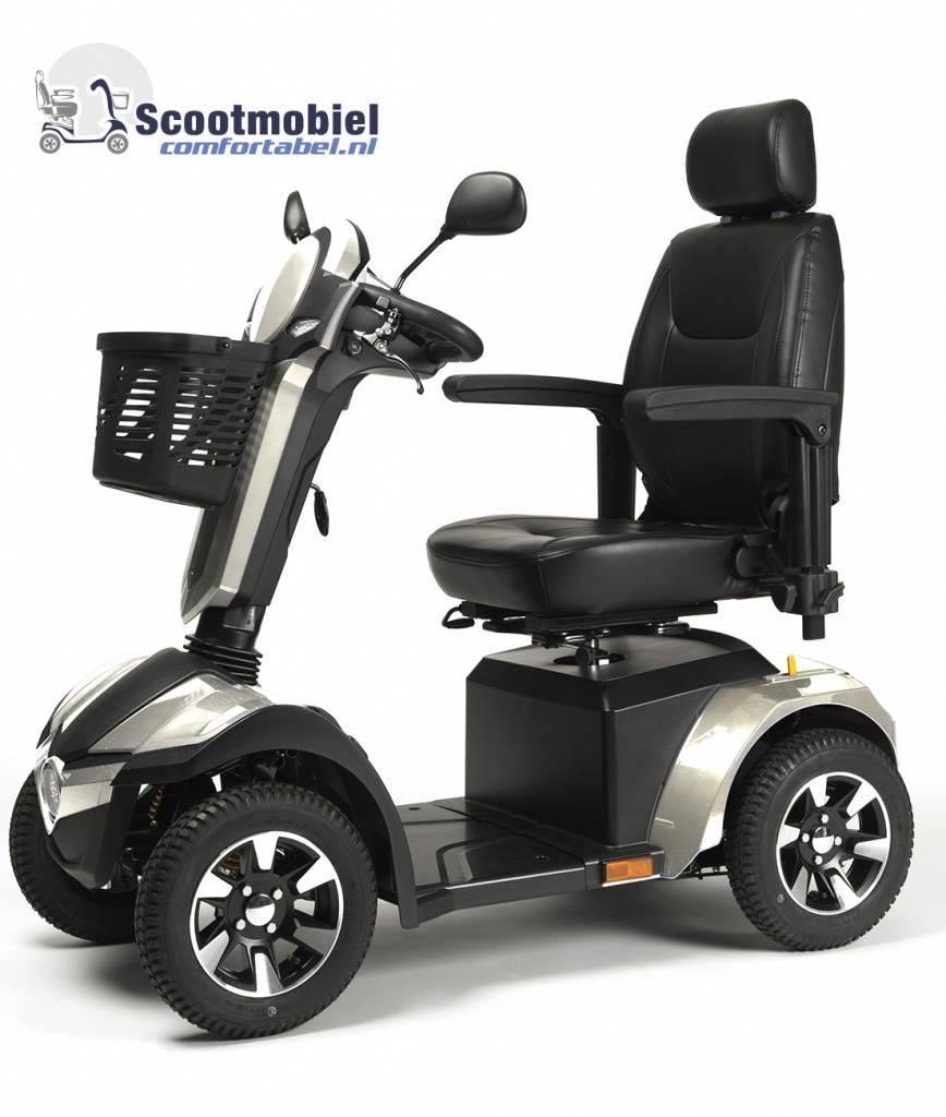 Scootmobiel Mercurius 4 LTD