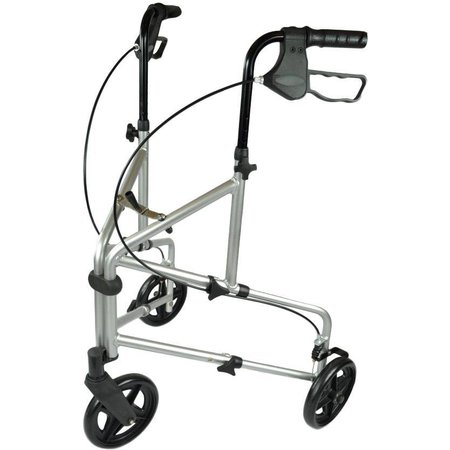Aluminium 3 wiel Rollator
