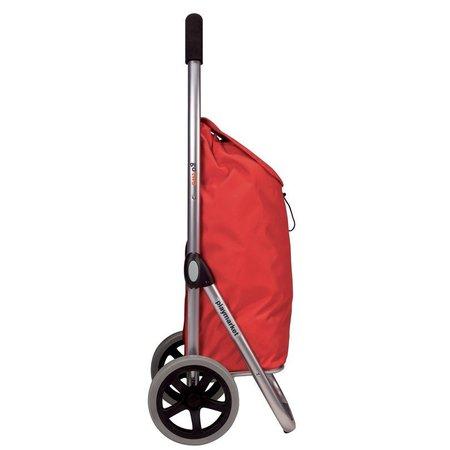 Playmarket Boodschappentrolley Go Two Rood