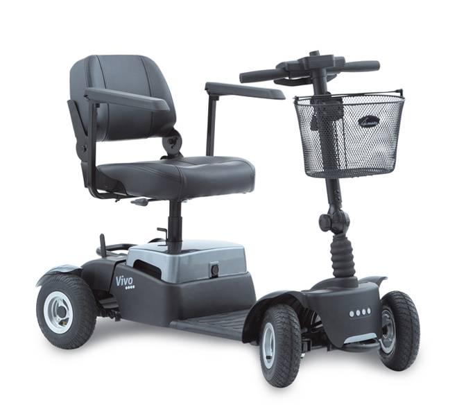 Comfortabele Opvouwbare Scootmobiel Vivo