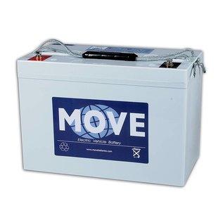 Scootmobiel Accu Move 12V - 105AH