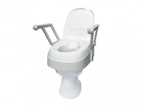 Toiletverhoger Relax Plus
