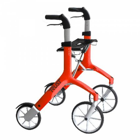 Trust Care Lets Fly Design Rollator