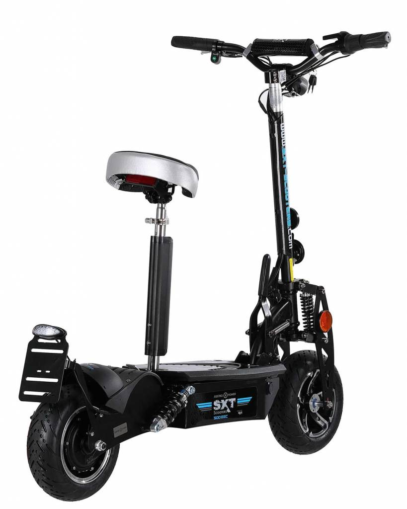 Electrische Scooter Step Kopen? Beste kwaliteit