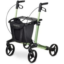 Gemino 30 rollator Apple green