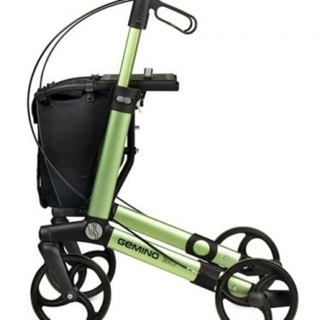 Gemino 30 rollator Apple green