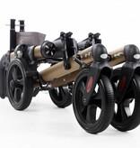 Track Rollator 4.0 Dubbel vouwbaar