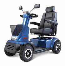 Scootmobiel Afikim Breeze C4 50AH - Showroom model