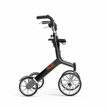 Let's Go Out Rollator: luxueus en duurzaam