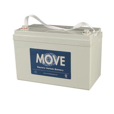Scootmobiel accu Move MPA 110 | 12 volt - 110 Ah