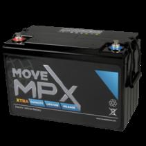 Scootmobiel Accu Move MPX 110AH (130AH)