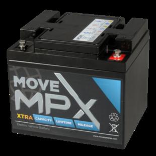Scootmobiel Accu Move MPX 50AH (55AH)