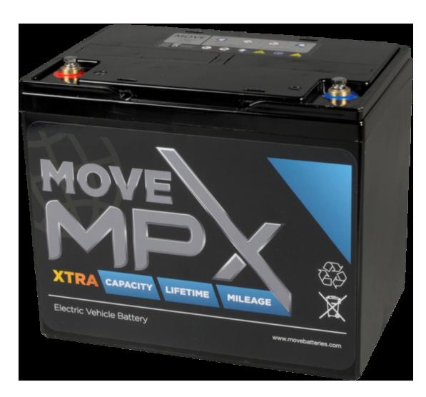Scootmobiel Accu Move MPX 85AH (105AH)