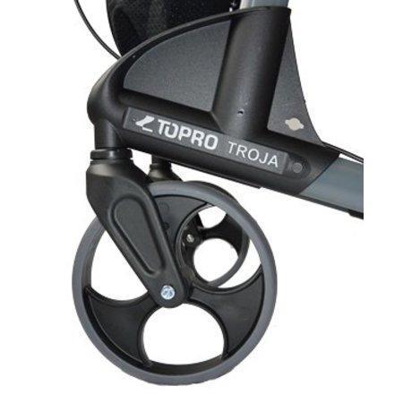 Topro Topro Troja Neuro Parkinson Rollator met Omgekeerd Remsysteem