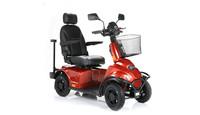 Nieuwe Minicrosser X2 scootmobiel