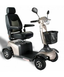 Scootmobiel Excel Galaxy Compact - Showroom model