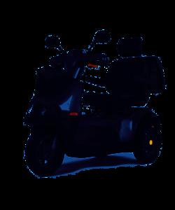 Scootmobiel Afikim Breeze S3 - 2016