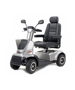 Scootmobiel Afikim Breeze C4 Demo