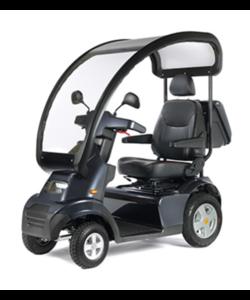 Overdekte Scootmobiel Afikim Breeze S4 Plus