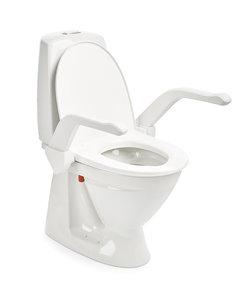 Etac My-Loo toiletverhoger met armsteunen