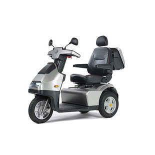 Scootmobiel Afikim Breeze S3 Heavy Duty