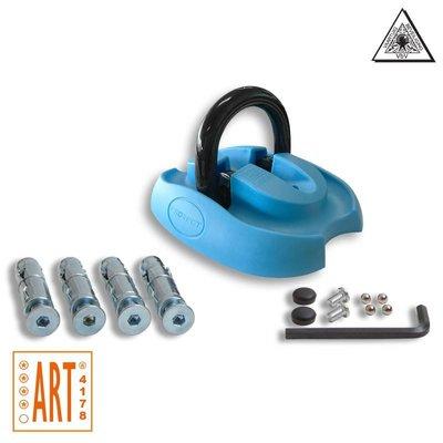 Pro-tect Muuranker blauw ART-4