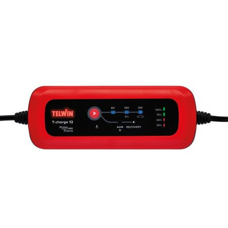 Telwin Druppellader T-Charge 12 - new edition