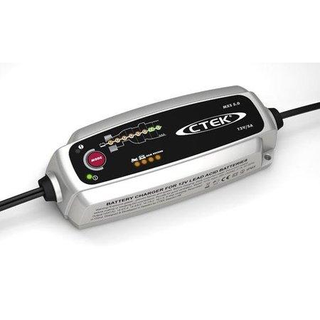 CTEK Druppellader MXS 5.0 (12V / 0,8A - 5A)