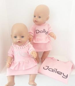 Glitz4kids Dolly and me dress- Meisjes jurk