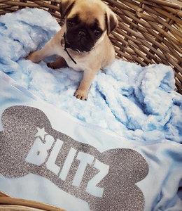 Glitz4kids Honden deken