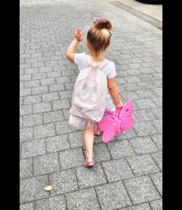 Glitz4kids Bow mini girls backpack