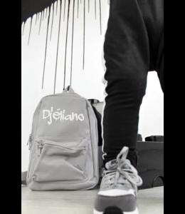 Glitz4kids Mini boys light grey backpack