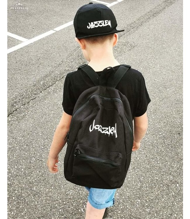 Glitz4kids Black mini backpack boys