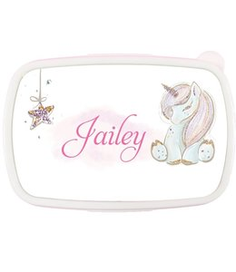Glitz4kids Bread bin with your own name.