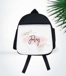 Glitz4kids Mini rugzak | Glitter wolk roze