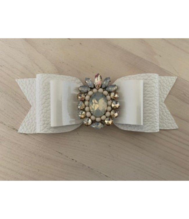 XL haarstrik limited edition| Luxury white