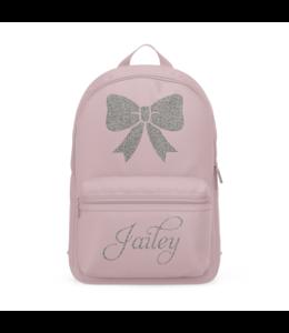 Glitz4kids Bow mini girls backpack roze