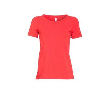Blutsgeschwister Shirt | logo round neck | candy cone