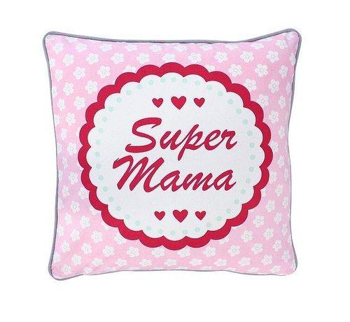 Krasilnikoff Kissen | Super Mama