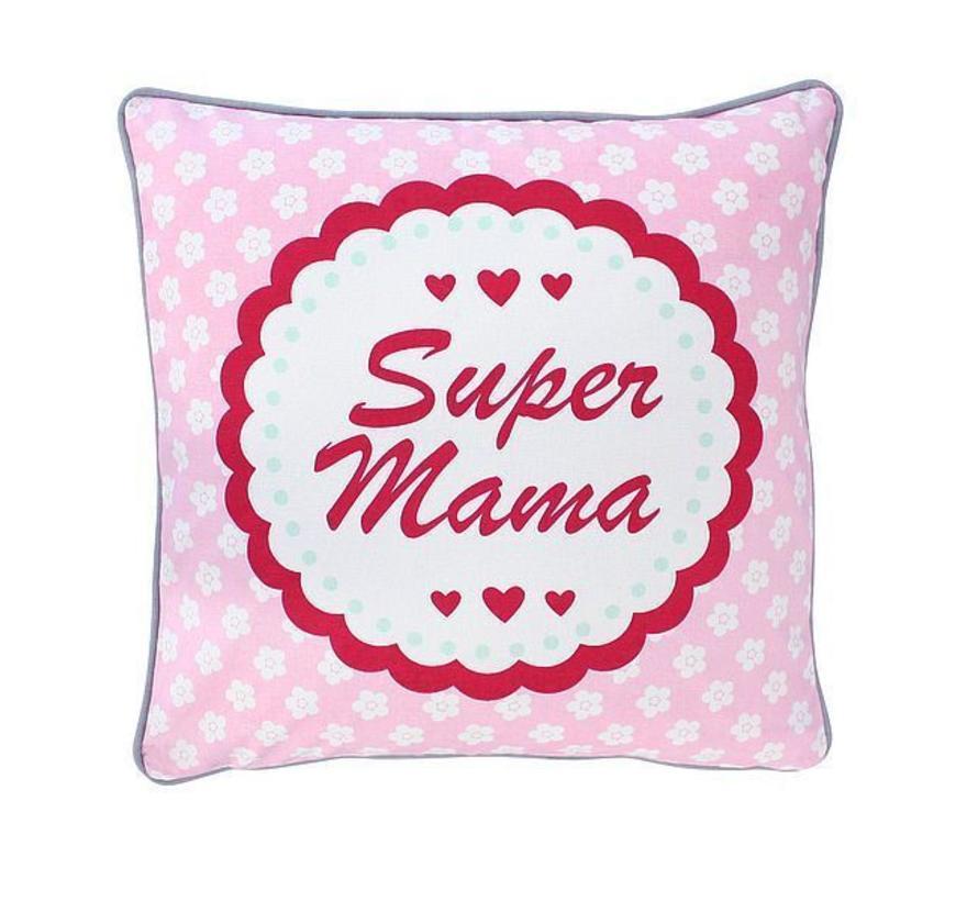 Kissenbezug | Super Mama