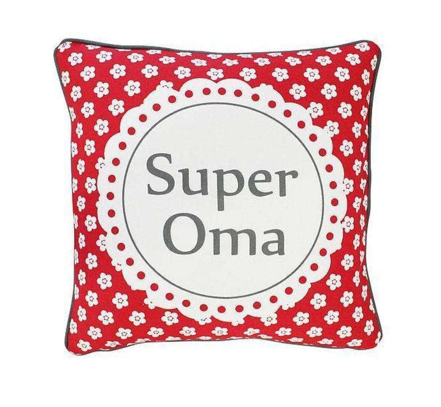 Kissenbezug | Super Oma