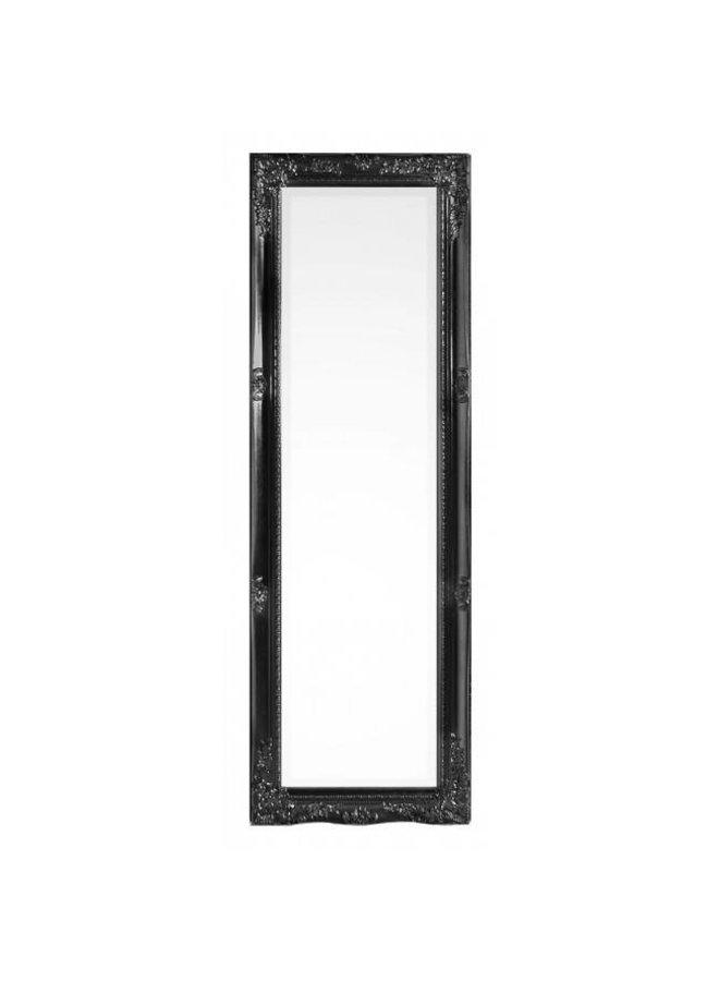 Spiegel | Miro | Schwarz | 42X132
