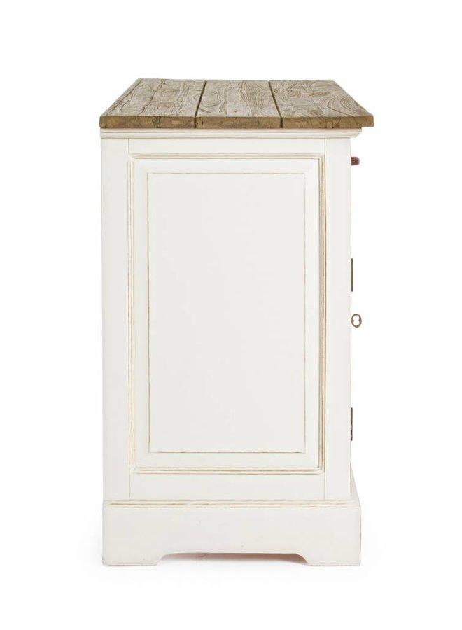 Landhaus Sideboard Camargue 3 Türen
