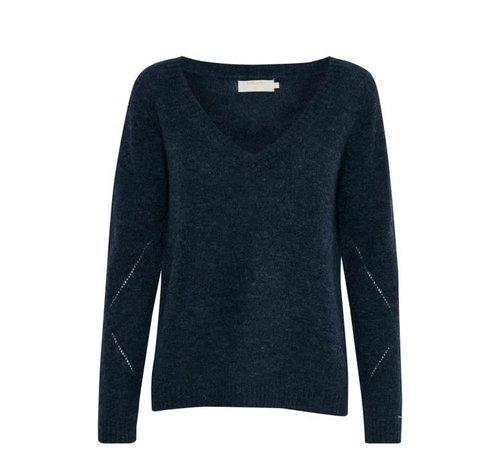 Cream Clothing Pullover | Kaitlyn Pullover | Navy Blue