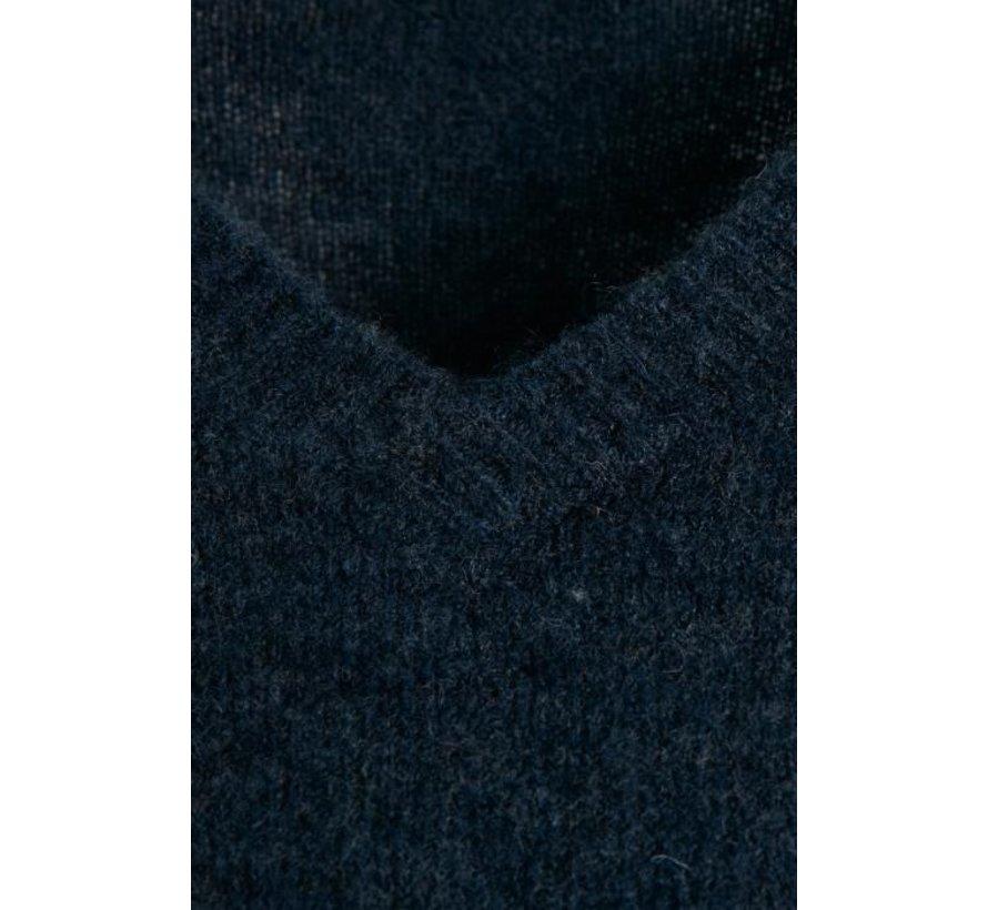 Pullover | Kaitlyn Pullover | Navy Blue