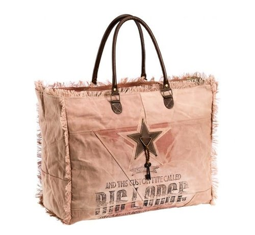 Shopper Gross | Weekender | Lodge | Canvas | Leder