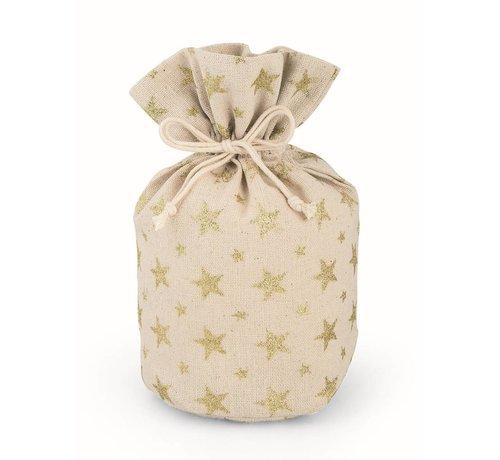 Chlaussack | Geschenkverpackung | Goldstar
