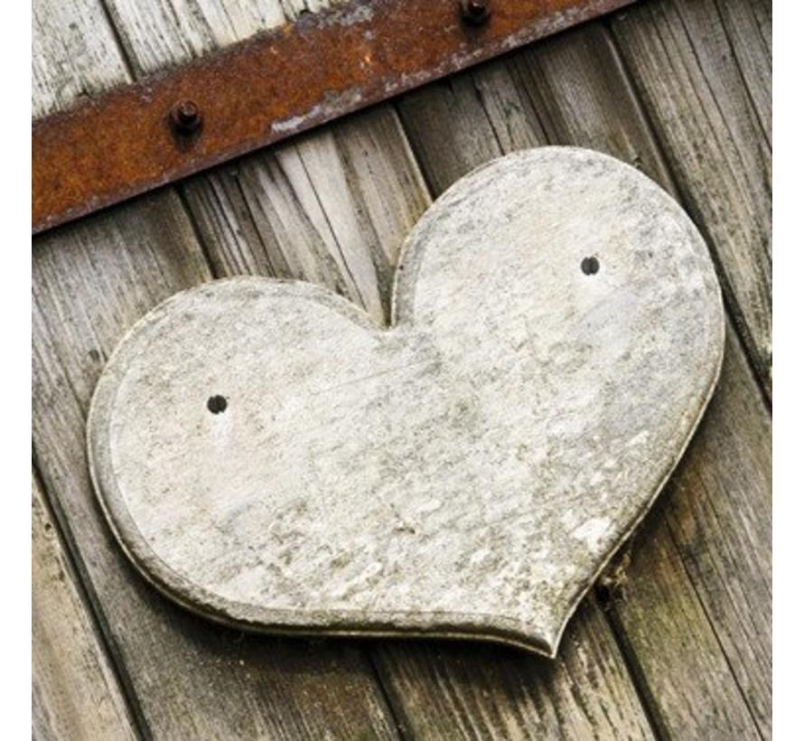 Servietten | Wooden Heart | 100% Tissue