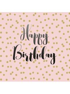 Servietten | Birthday Confetti | 100% Tissue