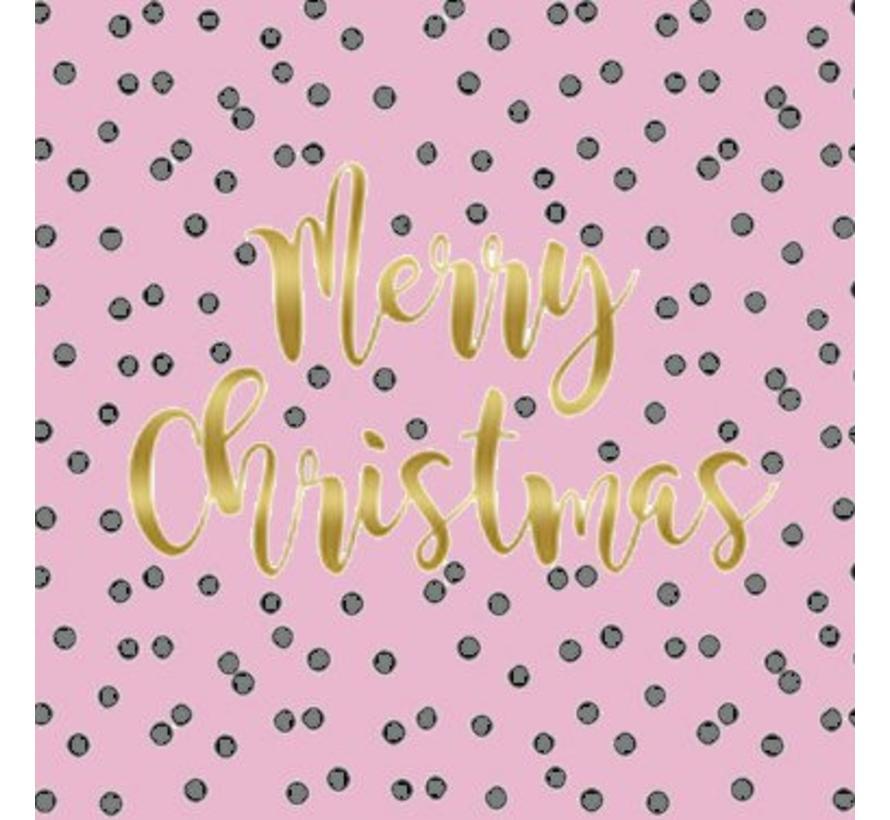 Weihnachts Servietten | Christmas Confetti | 100% Tissue